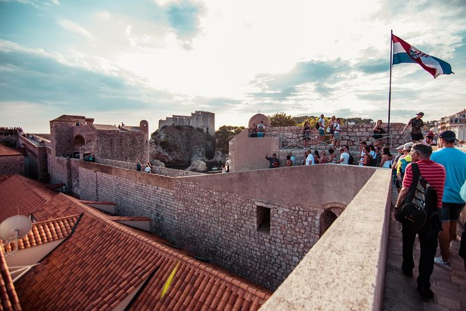 Dubrovnik Walks - Ancient City Walls & Wars 2h Walking Tour