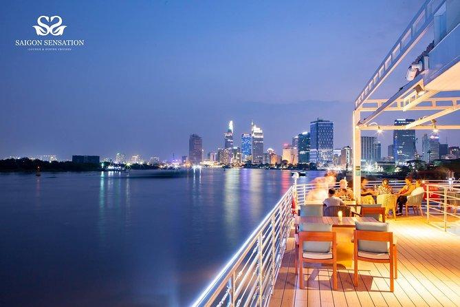 Saigon Sensation Dining Cruises - Saigon River Dinner Cruise