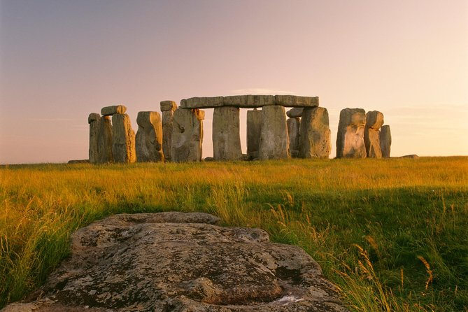 Southampton: Post-Cruise Tour to London via Salisbury, Stonehenge and Windsor