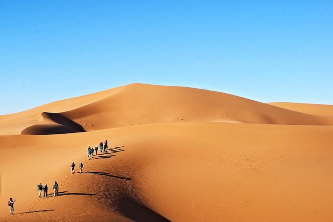 Day trip to Erg chigaga dunes from zagora including camel ride by 4x4 photo 4