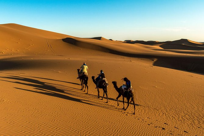 Day trip to Erg chigaga dunes from zagora including camel ride by 4x4 photo 2