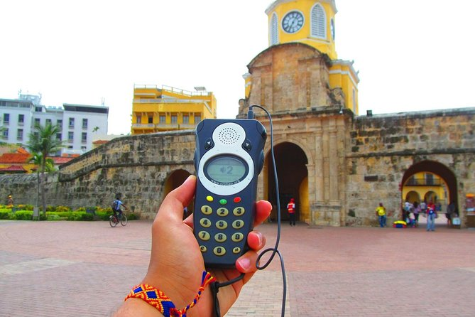 Audio Guide: Gabriel Garcia Marquez's Cartagena