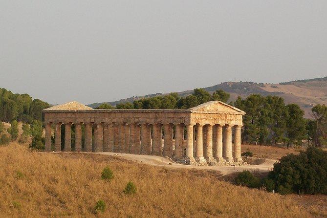 Private tour in Western Sicily. Segesta, Erice and Saline di Nubia