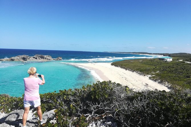 Island Tour of North och Middle Caicos