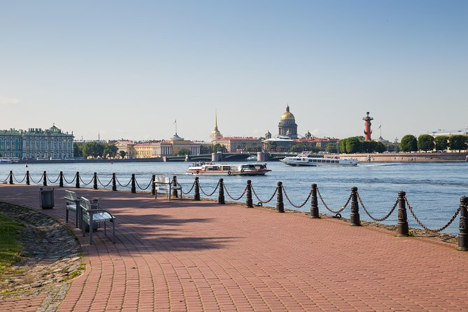 St Petersburg 1-Day Private Shore City Tour with Boat Cruise & Yusupov Palace