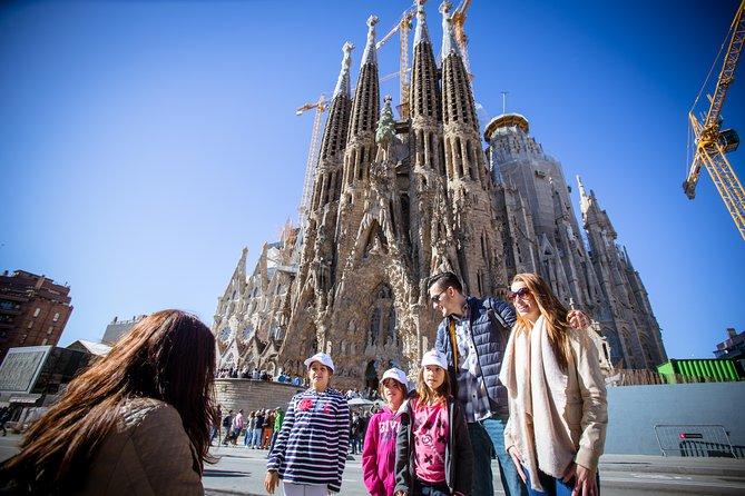 Halve privé rondleiding door de Sagrada Familia