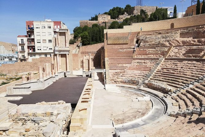 Roman exploration in Cartagena (Spain)