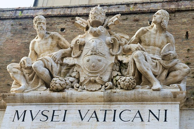 Skip the Line: Rome-Vatican Museums & Sistine Chapel with Time Entrance Ticket