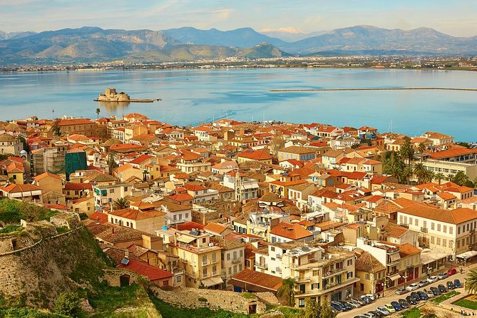 Amazing Full Day Tour of Peloponnese