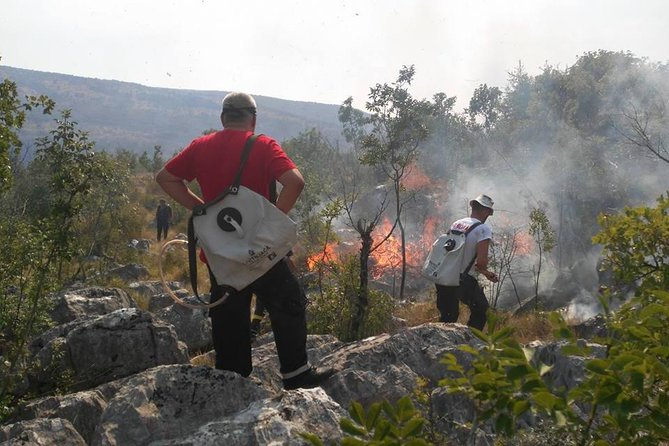 Volunteer Firefighter Experience