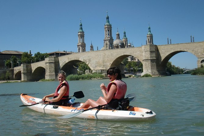 Kayaking in Zaragoza: Fluvial EcoTourism with ebroNAUTAS