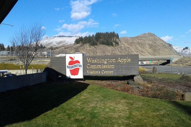WASHINGTON ST AGRICULTURE, Apples & Irrigation