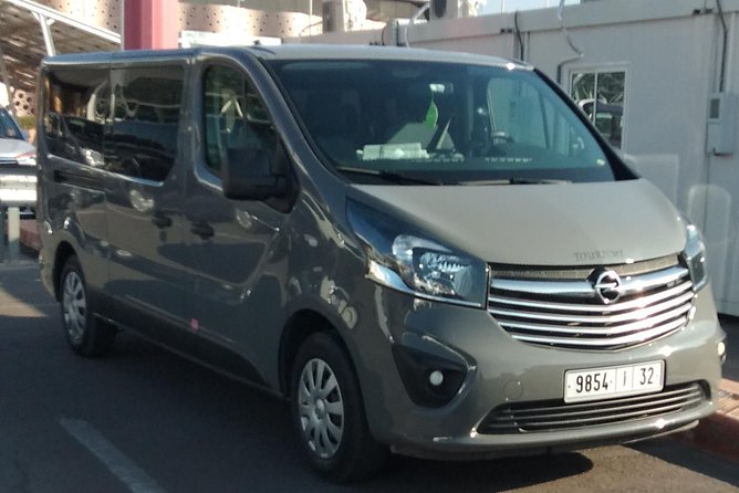 Private transfer from Marrakech to Casablanca airport