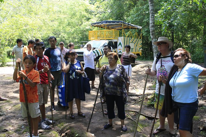 Private tour of magical waterfalls huatulco HT