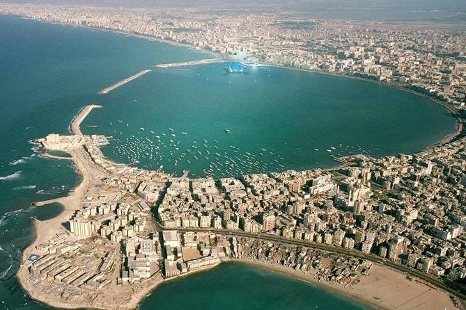 Alexandria Day tour from Cairo-Must See attractions