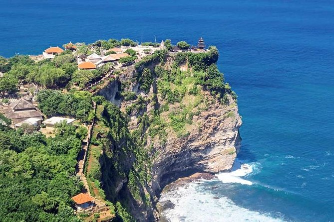 Bali Car Charter - Ubud and Uluwatu Temple Tour