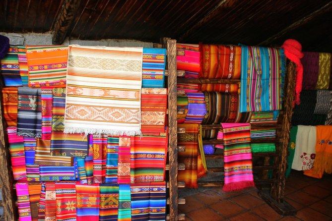 Private Gualaceo & Chordeleg craft-making villages tour