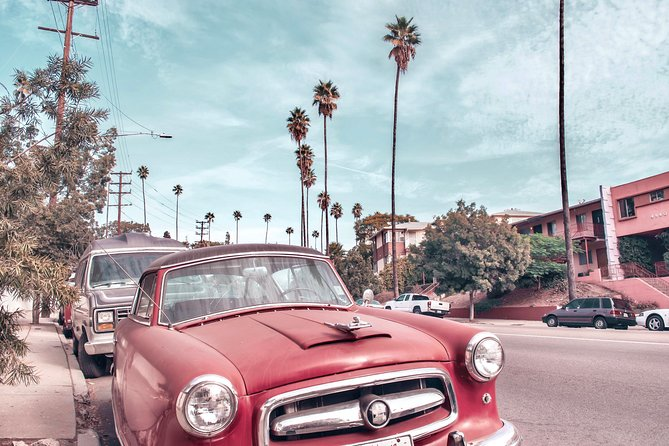 Private Photo Walk in Los Angeles - with Personal Photographer and Color Stylist