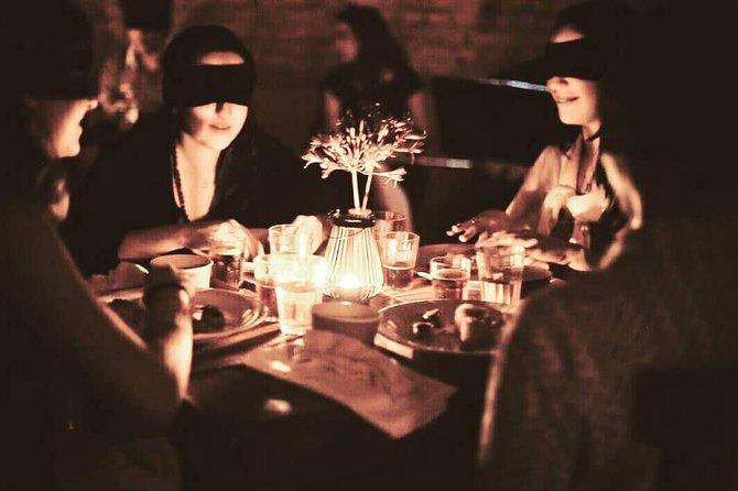 Jantar às Cegas na Rua Coberta no @esperienzabistrot