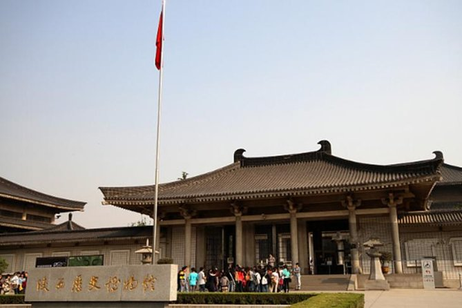 Private Half Day Tour of Shaanxi History Museum and Xi'an Museum