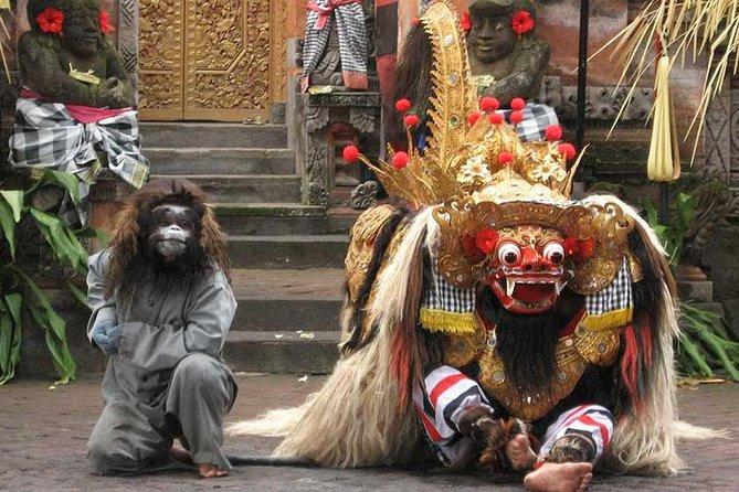 Bali Kintamani & Barong Dance