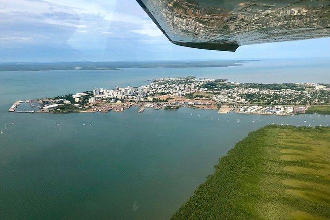 Darwin City & Harbour Scenic Flight