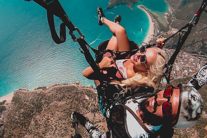 Paragliding Oludeniz, Fethiye, Turkije