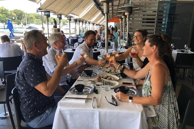 Private Luxury Harbour Cruise Plus Dining Experience at Chinadoll Woolloomooloo