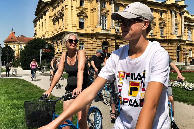 All of Zagreb Bike Tour photo 3