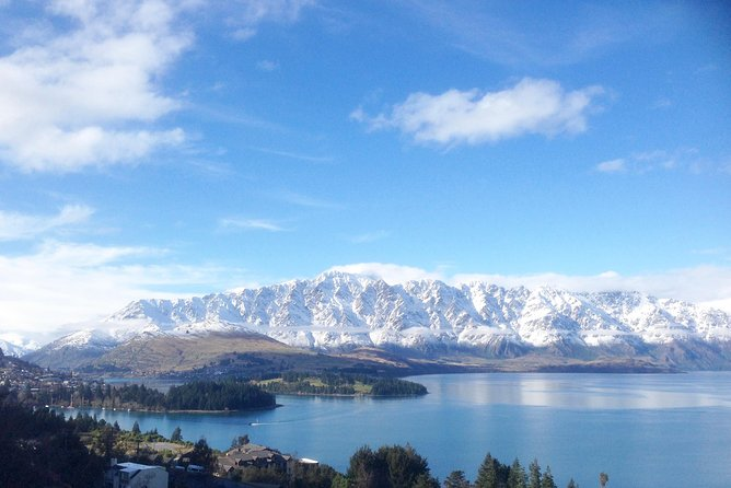 Christchurch to Queenstown Ski Area - Full Day Private Tour-Transfer upto 5 ppl*