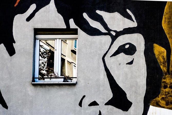 Savamala street art is getting world famous.