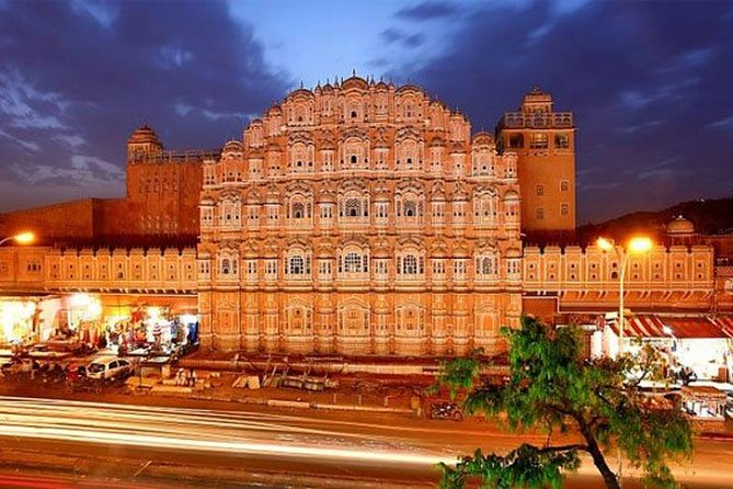 Private Same Day Jaipur Tour by Car from Delhi