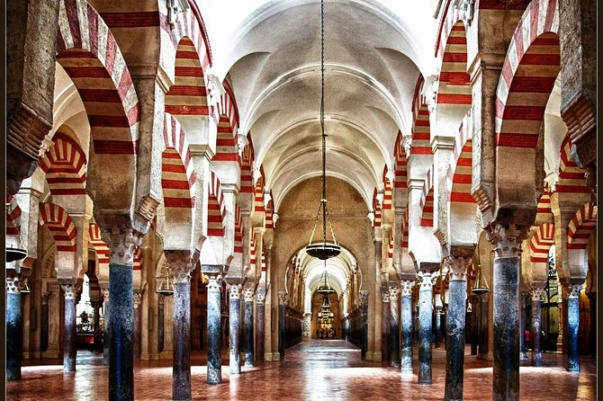 Private 10-hour tour to Cordoba from Malaga Hotel pick up and drop off