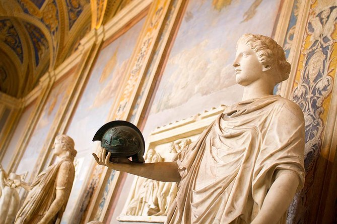 Group or Private Complete Vatican: Museums, Sistine Chapel & St Peter's Basilica