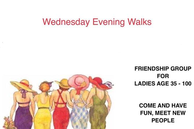 Ladies Evening Walk
