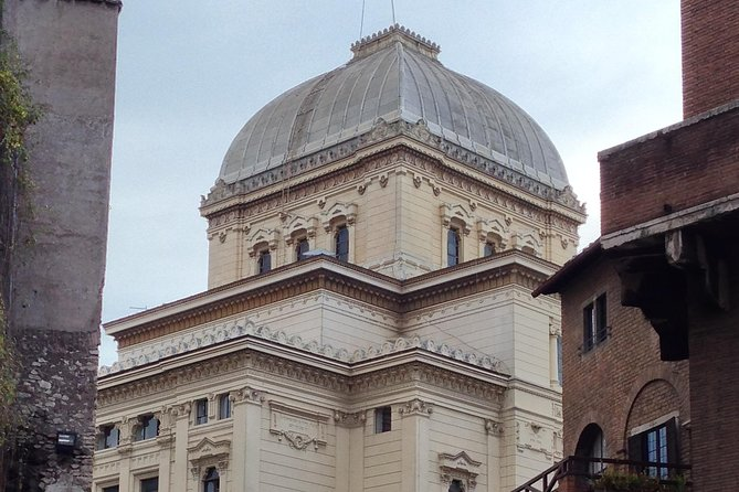 Jewish Ghetto and Synagogue