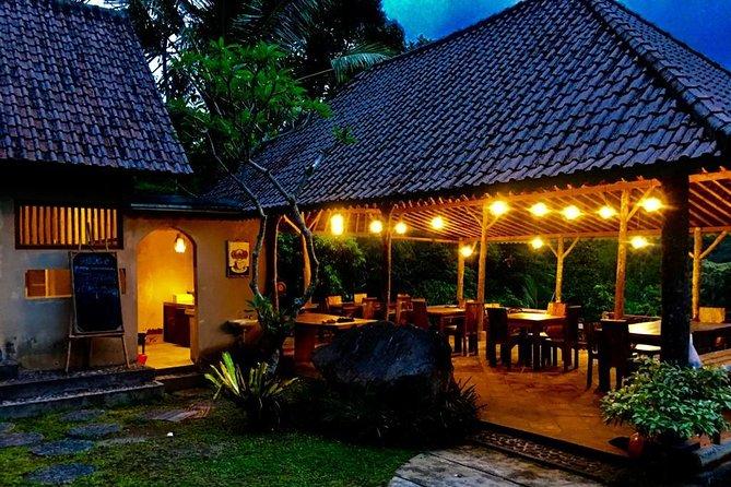 Rafting and firefly adorable dinner at the Tragawawaja River, Bali (Munchanian Bali Jungle Club)