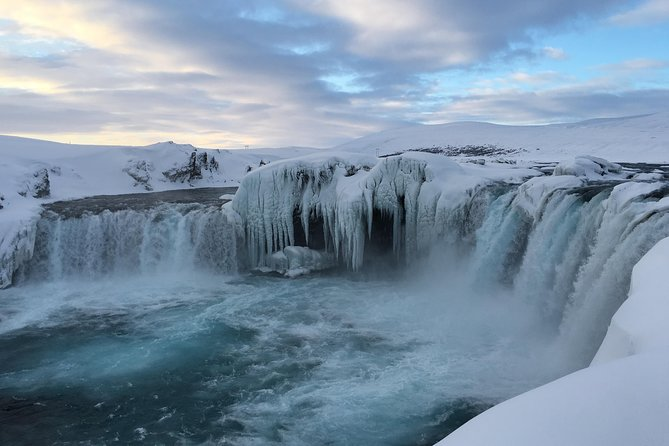 Lake Myvatn and Godafoss Waterfall Day Tour from Akureyri