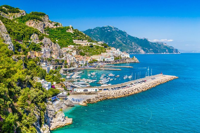 3-Day South Italy Tour from Rome: Fall in Love with Pompeii, Sorrento and Capri