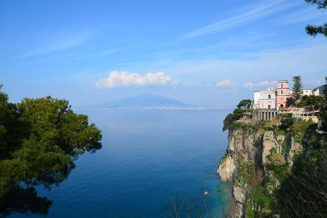 3-Day South Italy Tour from Rome: Fall in Love with Pompeii, Sorrento and Capri photo 8