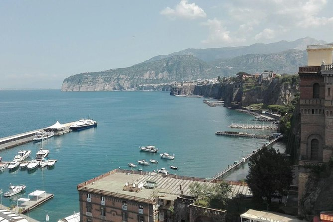 3-Day South Italy Tour from Rome: Fall in Love with Pompeii, Sorrento and Capri photo 2
