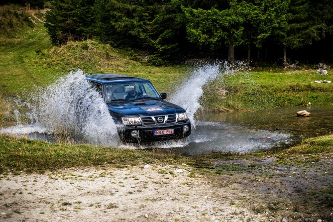 3 Days - Off-Road Experience in Transylvania
