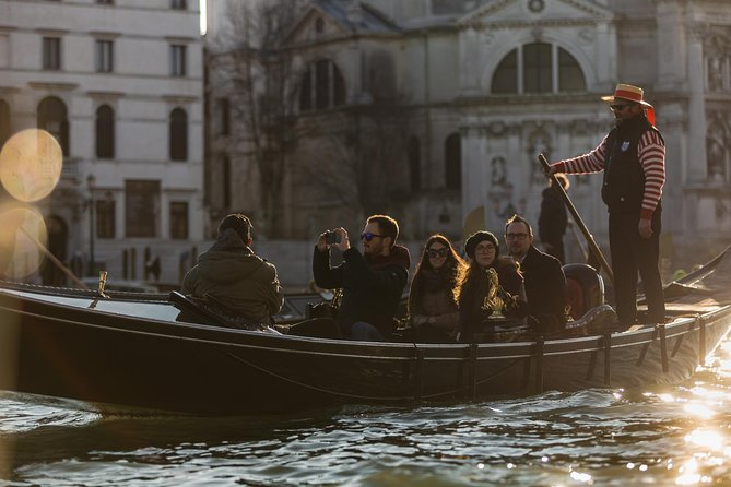 Venice: Grand Canal by Gondola with commentary photo 4