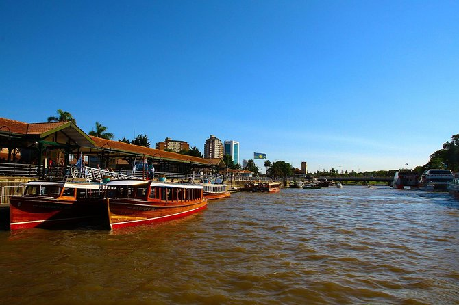 Shore Excursion: Small Group Tigre Delta Tour from Buenos Aires