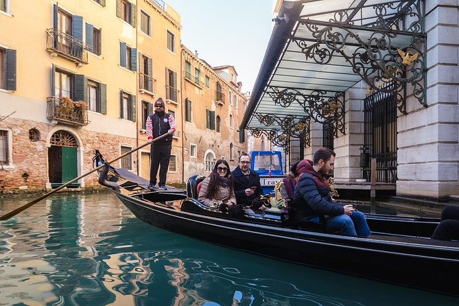 Venice: Grand Canal by Gondola with commentary photo 11