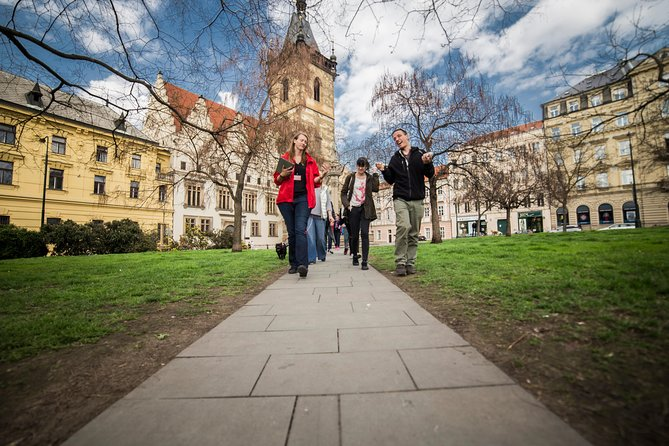 Small-Group World War II Historical Tour in Prague