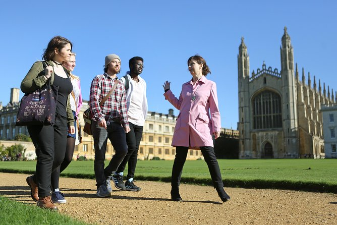 90 Minute Private Guided Walking Tour of Cambridge
