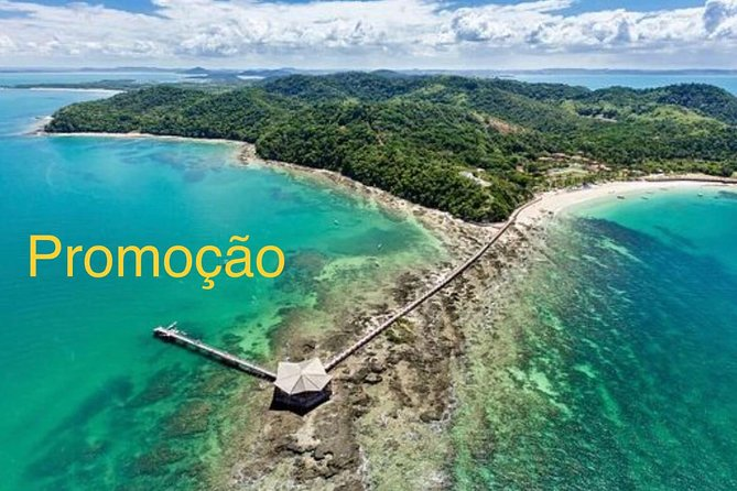 Passeio às Ilhas , Frades e Itaparica - Full Day - Saída 09:00 Retorno 17:30