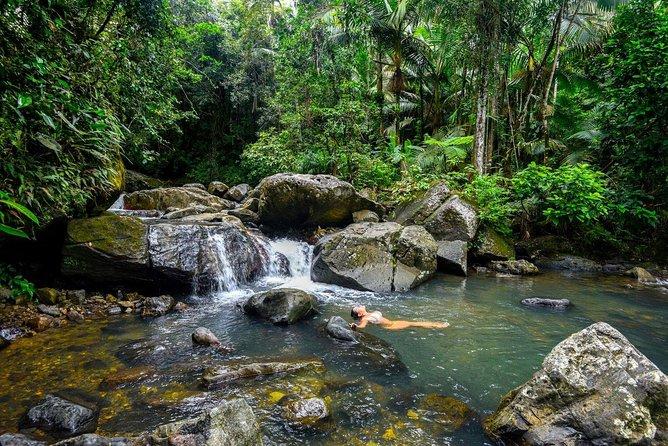 Private Old San Juan & Rainforest's Broken Bridge + Angelito Trail
