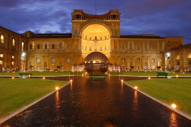 Vatican Museums & Sitine Chapel - LIMITED NIGHT OPENING